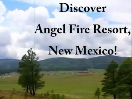 Angel Fire Resort, New Mexico
