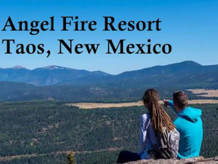 Angel Fire Resort-Taos, New Mexico