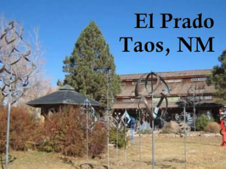 El Prado-Taos, New Mexico