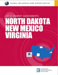NAR International Real Estate Sales Report for New Mexico