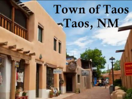 Town of Taos-Taos, New Mexico