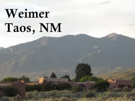 Weimer-Taos, New Mexico