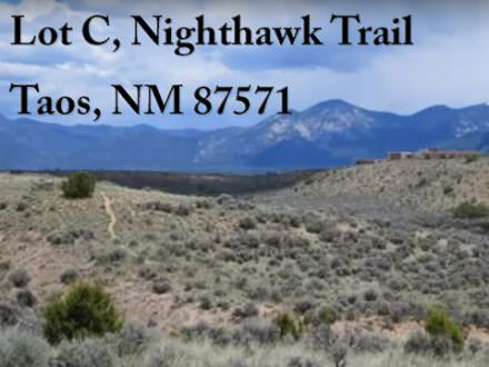 Lot C Nighthawk Trail, Taos, NM 87571