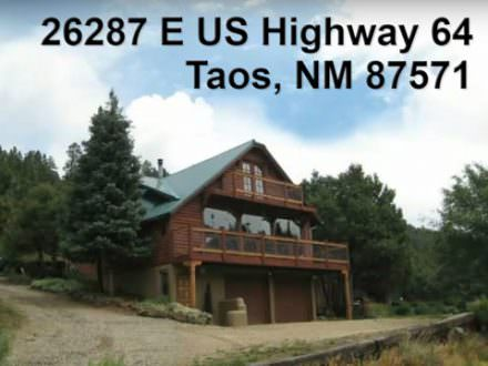 26287 East US Highway 64, Taos, NM 87571