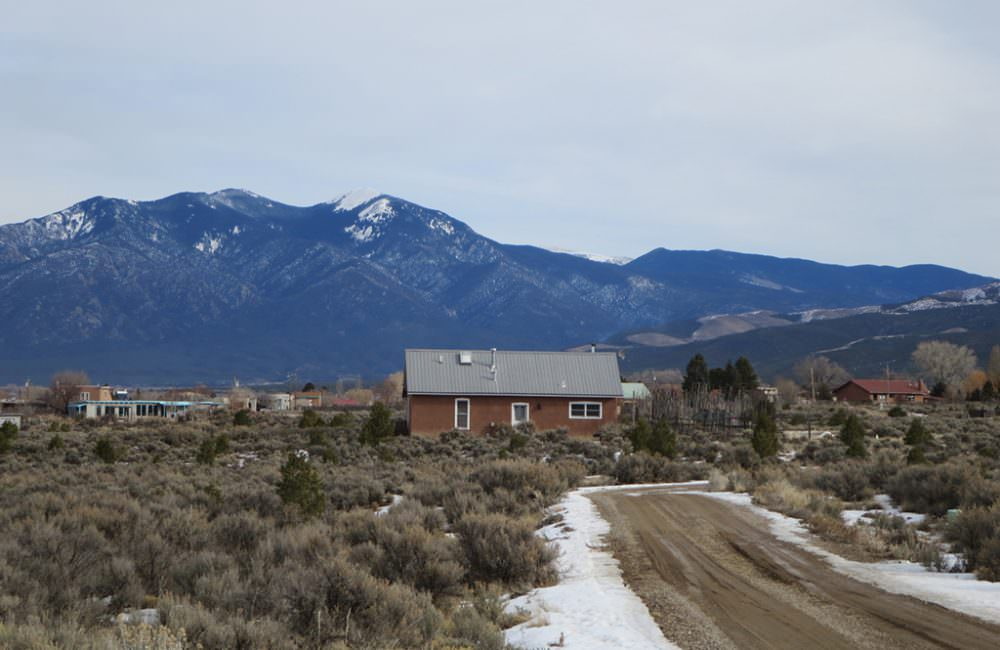 Lot 9 Cielo Grande Lane, Taos NM 87571