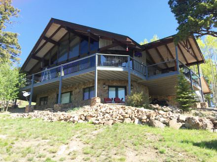 1628 SR 38, Red River, NM 87558