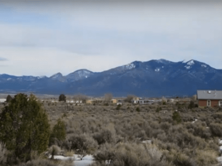 Lot 9 Cieolo Grande Lane, Taos NM 87571
