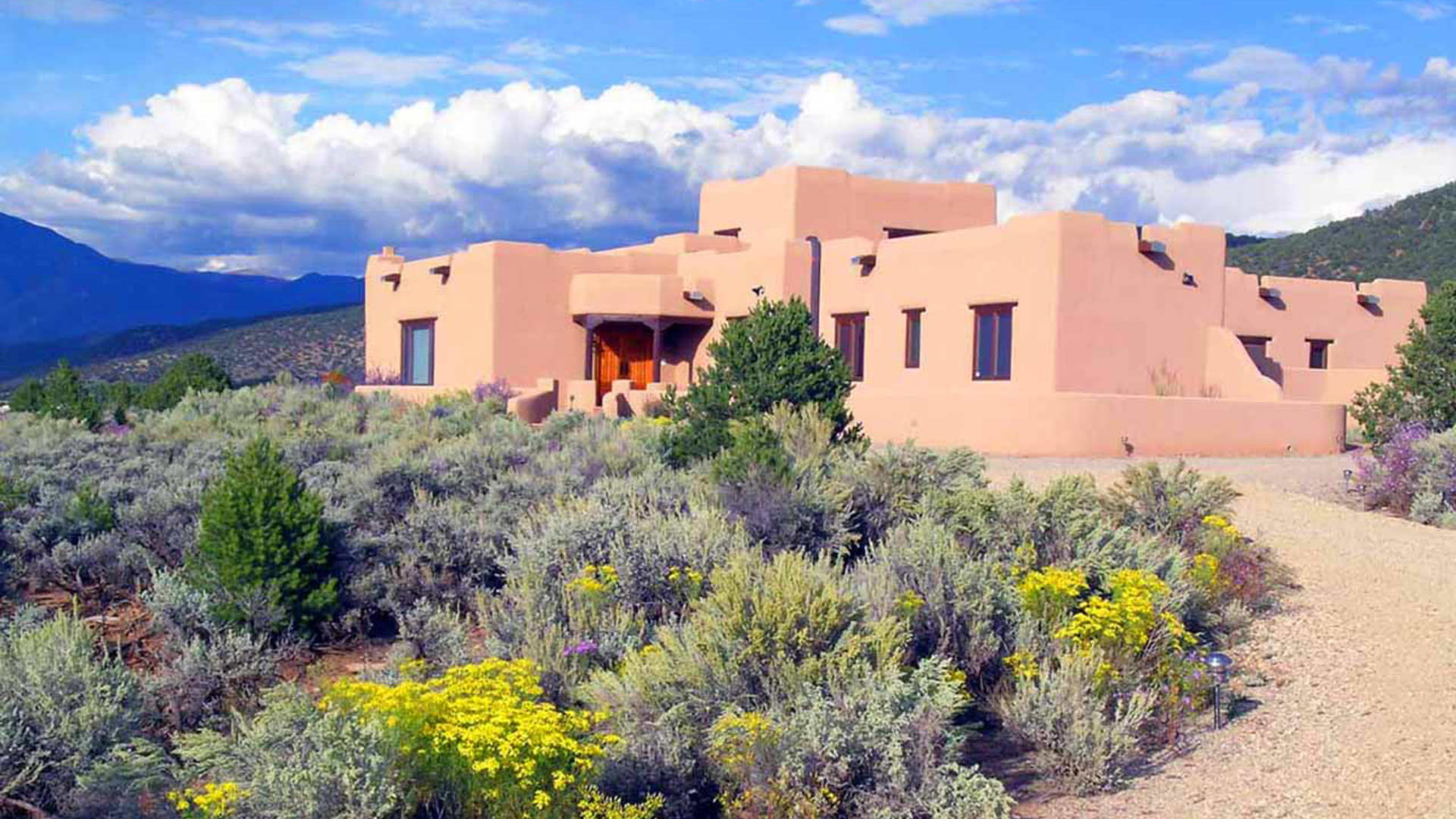 Taos Real Estate and Taos Homes For Sale