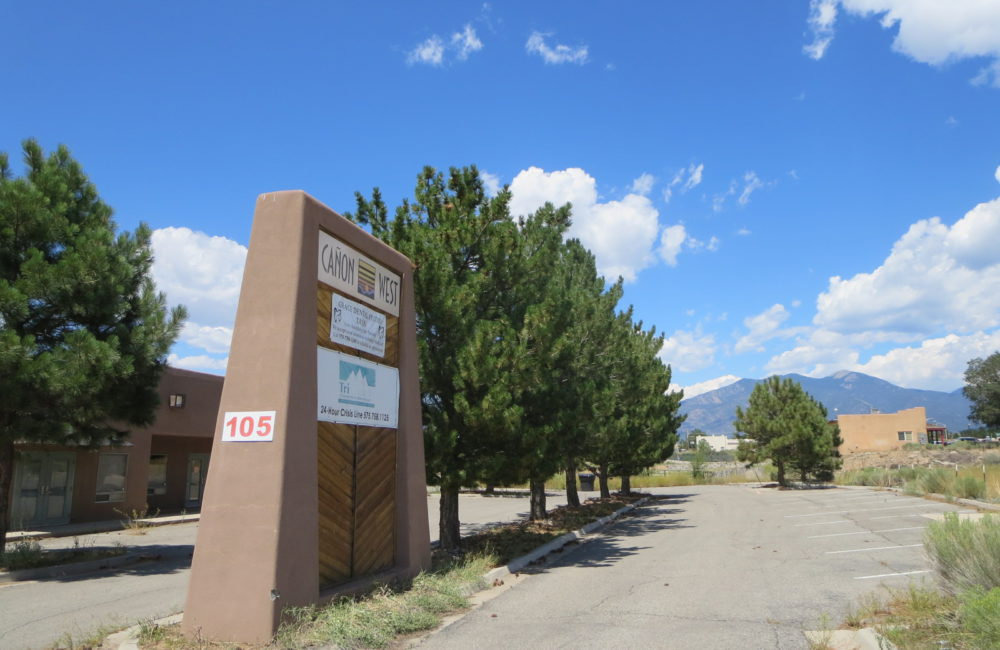 105 B Paseo del Canon West, Taos, NM  87571